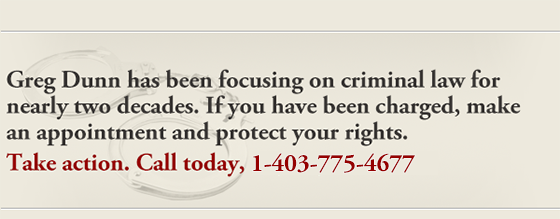 White Collar Crime Lawyer in Calgary